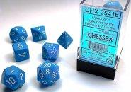Kostki w kompletach (brick): MAT - Light Blue (7) [CHX25416]