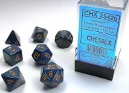 Kostki w kompletach (brick): MAT - Dusty Blue (7) [CHX25426]