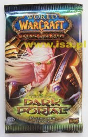 WOW: World of Warcraft THROUGH THE DARK PORTAL booster - zestaw dodatkowy [WOW47270]