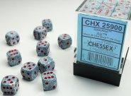 Zestaw (brick) 36 kostek k6 12 mm SPECKLED - Air [CHX25900]