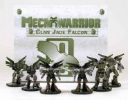 Mechwarrior: JADE FALCON Battleforce Set #1 [WZKPP594R]