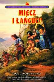Miecz i Łańcuch - Strażnicy płomienia Księga II [01B00SP2]