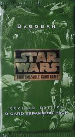 Star Wars: DAGOBAH booster - zestaw dodatkowy (9) [35800254]
