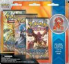 Pokemon: Volcanion Pin 3PK Blister [POK80149]