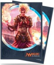 MAGIC protektor Kaladesh (Chandra, Torch of Defiance) v2. (80) [5E-86409]