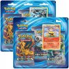 POKEMON: XY12 Evolutions 3PK blister KOMPLET - BLACK KYUREM+BRAIXEN [POK80157×2]