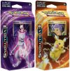 POKEMON: XY12 Evolutions Theme Decks - KOMPLET MEWTWO MAYHEM (Mewtwo) i PIKACHU POWER (Pikachu) [POK80160×2]