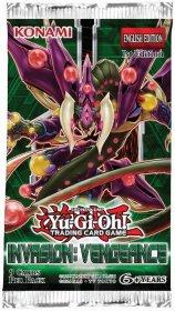 Yu-Gi-Oh! TCG Invasion Vengeance Booster [YGO54096]