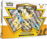POKEMON: Red & Blue Collection–PIKACHU-EX! [POK80132]