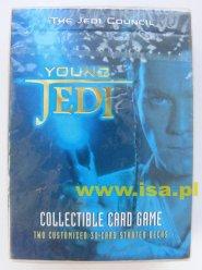 Young Jedi: JEDI COUNCIL - talia podstawowa [35800560]