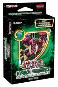 Yu-Gi-Oh! TCG: Invasion Vengeance SPECIAL EDITION [YGO54117]