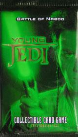 Young Jedi: BATTLE OF NABOO booster - zestaw dodatkowy [35800566]