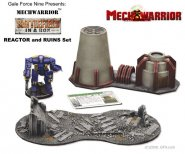 MechWarrior: Battlefield in a Box: Reactor & Ruins Set