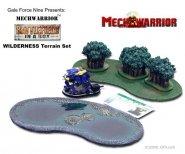 MechWarrior: Battlefield in a Box: Wilderness Set [GF920122]