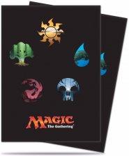 MAGIC protektor Symbole MANA 5 (80) [5E-86469]