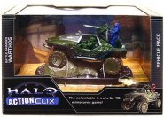 HALO Actionclix: Warthog Vehicle Pack [WZK1322]