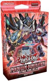 Yu-Gi-Oh!: TCG Pendulum Domination - Structure Deck (talia tematyczna) [YGO44886]