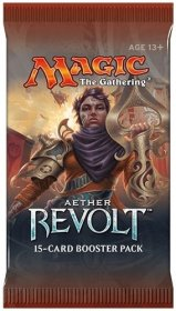 Magic The Gathering: Aether Revolt BOOSTER - zestaw dodatkowy [MTG41217]