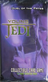 Young Jedi: DUEL OF THE FATES booster - zestaw dodatkowy [35800582]