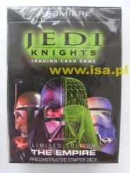"""Jedi Knights: talia podstawowa """"The Empire"""" (60 kart) [35800703]"""