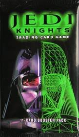 Jedi Knights booster - zestaw dodatkowy (11 kart) [35800705]