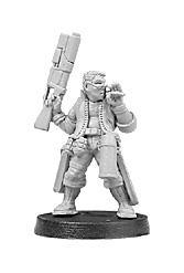 11133 Viridian Lieutenant Johnny