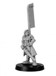 11451 Suppressor Female Sergeant [IKV11451U]