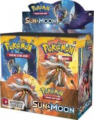 POKEMON: Sun & Moon booster BOX - 36 zestawów dodatkowych [POK80194×36]
