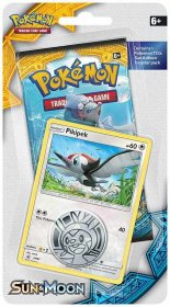POKEMON: Sun & Moon CHECKLANE blister - PIKIPEK [POK80197]