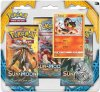 POKEMON: Sun & Moon 3PK blister - LITTEN [POK80196]