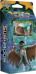 POKEMON: Sun & Moon Theme Deck FOREST SHADOW (Decidueye) [POK80199]