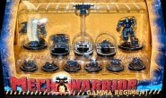 MechWarrior: WOLF'S DRAGOONS GAMMA REGIMENT Action Pack [WZK2325]