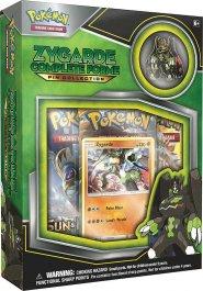 POKEMON: Zygarde Complete Pin Collection [POK80273]
