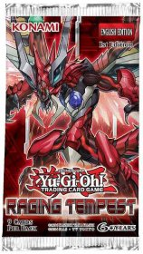 Yu-Gi-Oh! TCG: Raging Tempest Booster [YGO54232]