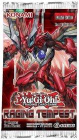 Yu-Gi-Oh! TCG Raging Tempest Booster [YGO54232]