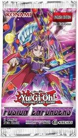 Yu-Gi-OH! TCG: Fusion Enforcers Booster [YGO54300]