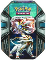 POKEMON: Spring Tin 2017 Legends of Alola SOLGALEO [POK80209]