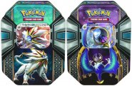 POKEMON: Spring Tin 2017 Legends of Alola KOMPLET Solgaleo+Lunala [POK80209×2]