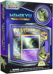 POKEMON: Mimikyu Pin Collection [POK80275]