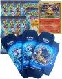POKEMON: XY12 Evolutions 9-BOOSTERS (9 zestawów dodatkowych) + BRAIXEN + 3 pudełka [POK80155×9]