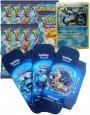 POKEMON: XY12 Evolutions 9-BOOSTERS (9 zestawów dodatkowych) + BLACK KYUREM + 3 pudełka [POK80155×9]
