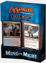 MTG: Duel Decks: Mind vs Might [MTG50786]