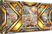 POKEMON: Mega Camerupt-EX Premium Collection [POK80279]