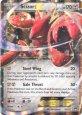 POK80294-Scizor ex card