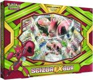 POKEMON: Scizor-EX Box [POK80294]