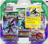 POKEMON: S&M2 Guardians Rising 3PK blister - VIKAVOLT [POK80216]