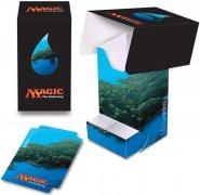 MAGIC pudełko Full-View Mana 5 ISLAND [5E-86532]