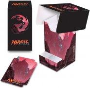 MAGIC pudełko Full-View Mana 5 MOUNTAIN [5E-86534]