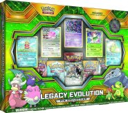 POKEMON: Legacy Evolution Pin Collection [POK80304]