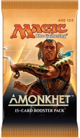 Magic the Gathering: Amonkhet BOOSTER - zestaw dodatkowy [MTG49060]